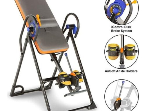 Best inversion table   2020 Review for Backbone Pain
