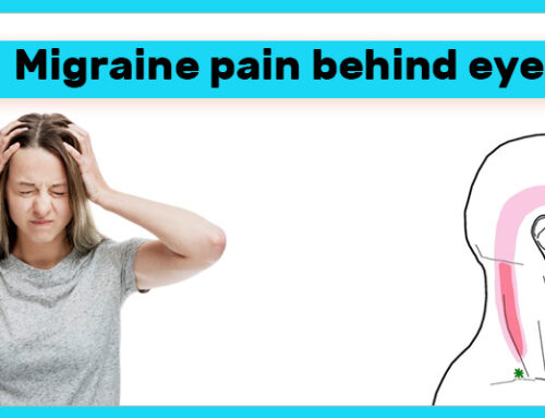 Best discussion for migraine pain behind eye | Pain Accessories 2021